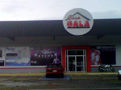 Sucursales - CASA GALA PANAMA