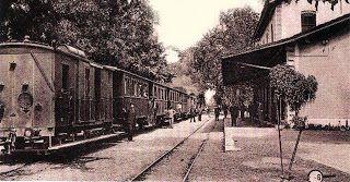 Σιδηροδρ.Σταθμός Τρικάλων