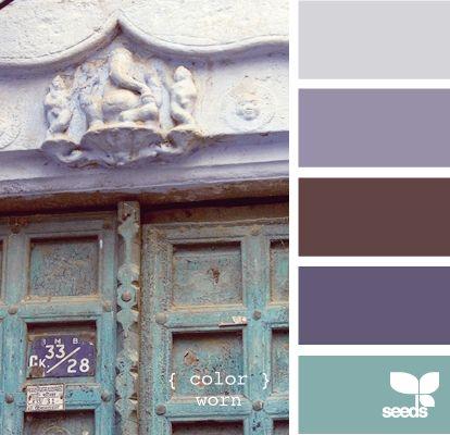 Color Worn Design Seeds