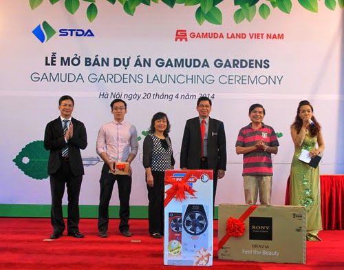 STDA chính thức là đại lý số 1 của Gamuda Gardens