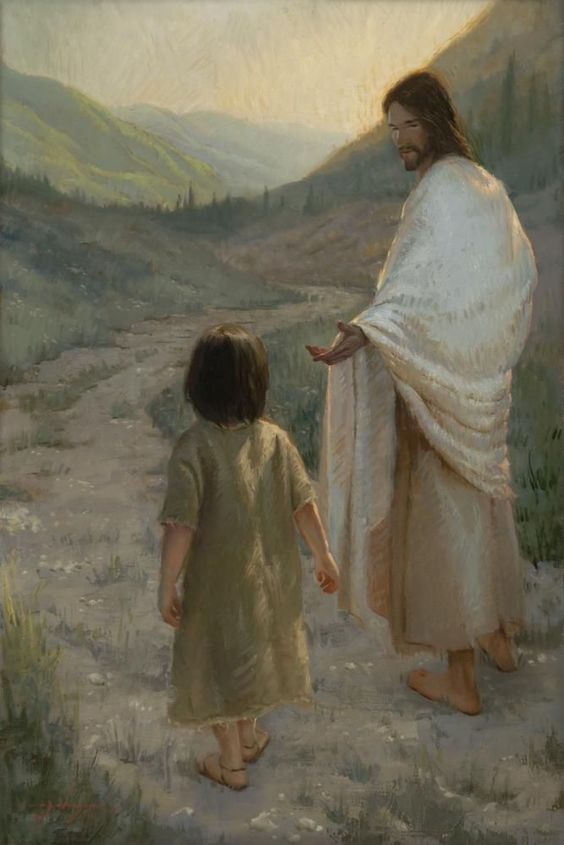 """""""Trust in the Lord"""" Christ 