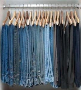 15 dicas incríveis para ajudar a arrumar seu guarda roupa! http://www.feminices.blog.br/15-dicas-de-como-organizar-seu-guarda-roupa/
