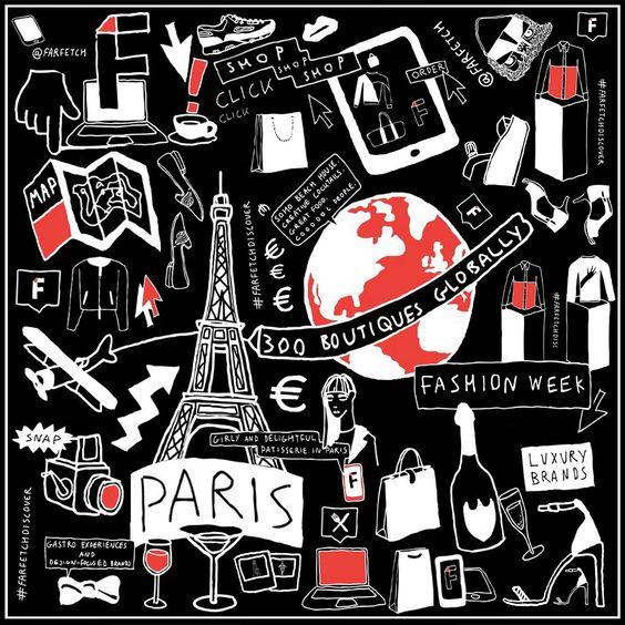 Bye-bye Paris and farewell Fashion Week.  Until next time!
