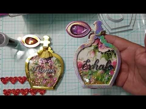Embellishment Decoration Topper Scrapbooking Craft Cutting 5 Die Cut Mandala