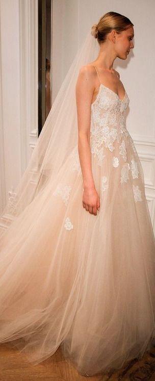 beauteous wedding dresses designer ellie saab monique lhuillier 2016