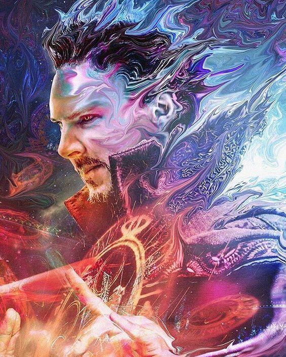 Good God this is Amazing!! @bosslogic dropping Dr. Strange on Acid!!  #drstrange http://ift.tt/1oILHQp