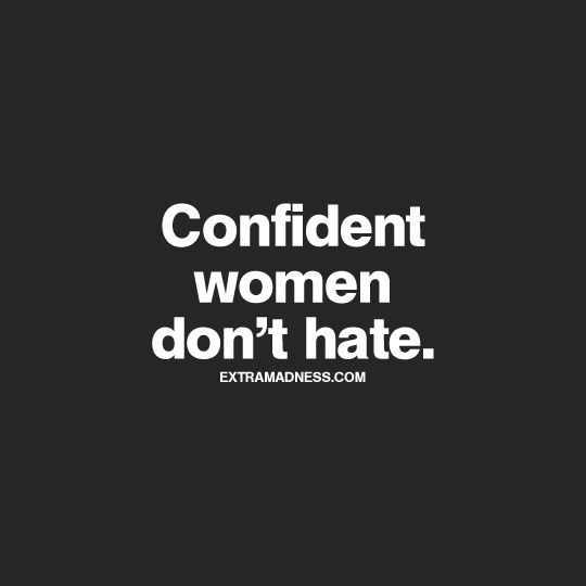 Confidence Quotes For Girls: Confident Woman, Common Ground And Women's On Pinterest