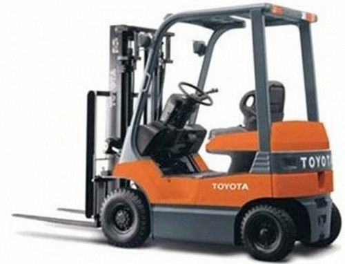 Full System Toyota 7fbmf16 7fbmf18 7fbmf20 7fbmf25 7fbmf30 7fbmf35 7fbmf40 Electric Forklift Truck Service Repair Workshop Manual Fo Toyota Forklift Trucks