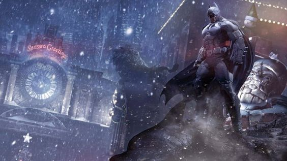Batman Holiday Special 2013, Part II - 30 Mind Blowing Fantasy Artworks <3 <3