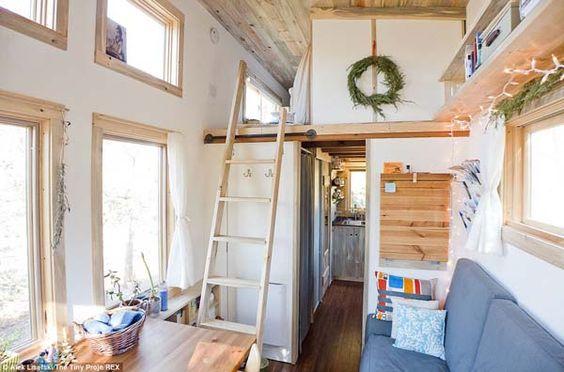 Více než 20 nejlepších nápadů na téma Tiny house kosten na - team 7 küche gebraucht