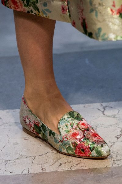 Great Floral Shoes