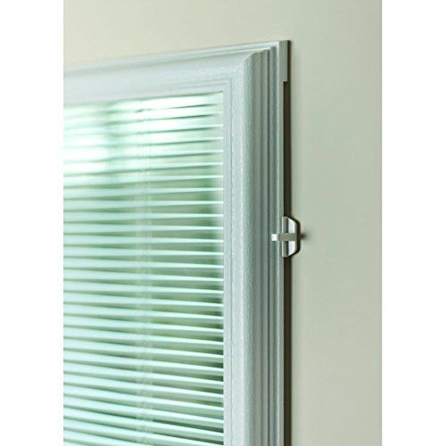 Odl Add On Blinds For Raised Frame Doors 24 X 38 Home Decor First Aluminum Blinds Enclosed Blinds Patio Door Blinds
