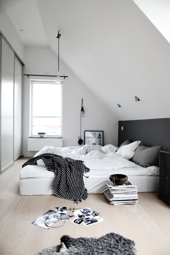 Scandinavian style.: