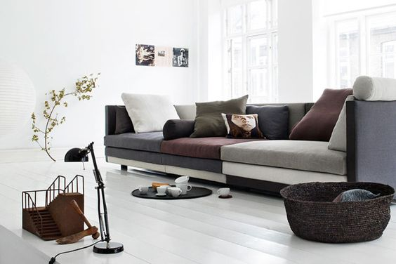 Cocoon Sectional – The Other Room