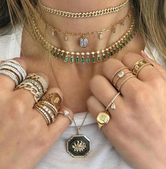 bijoux femme tendance 2020