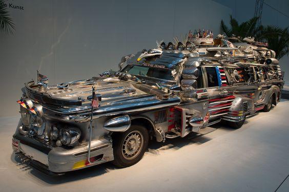 Car Art Project: Finnjet