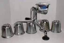 Saladmaster Food Processor. I love my entire Saladmaster Titanium set.
