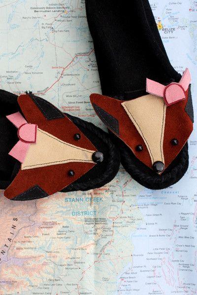 Fox shoes!