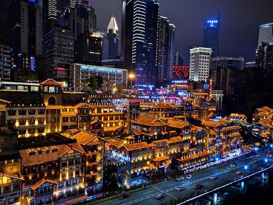Thành phố Trùng Khánh