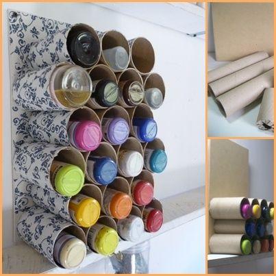 Muebles hechos con tubos pvc buscar con google navidad - Manualidades con muebles viejos ...