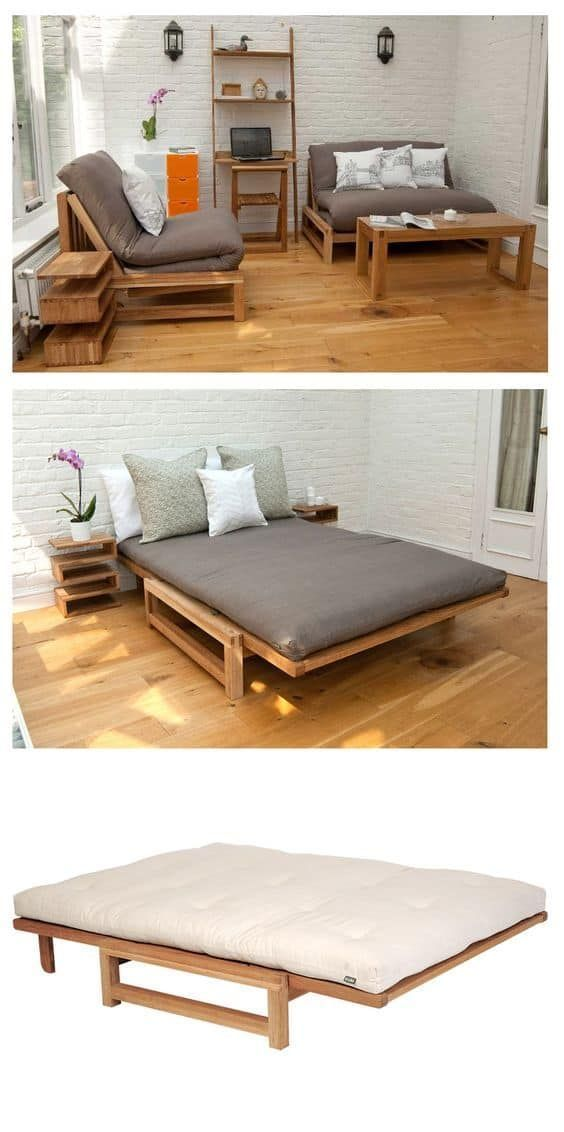 100 Bedroom Ideas For Small Space Flat Ideas Small Bedroom 100 Bedroom Ideas For In 2020 Sofa Bed For Small Spaces Diy Sofa Bed Furniture For Small Spaces