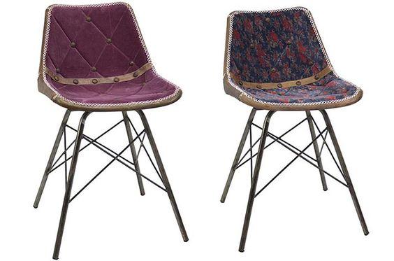 Sillas para hosteler a de estilo vintage mobiliario - Mobiliario hosteleria vintage ...