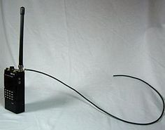 Adding a simple piece of wire to your walkie-talkie could double its range.