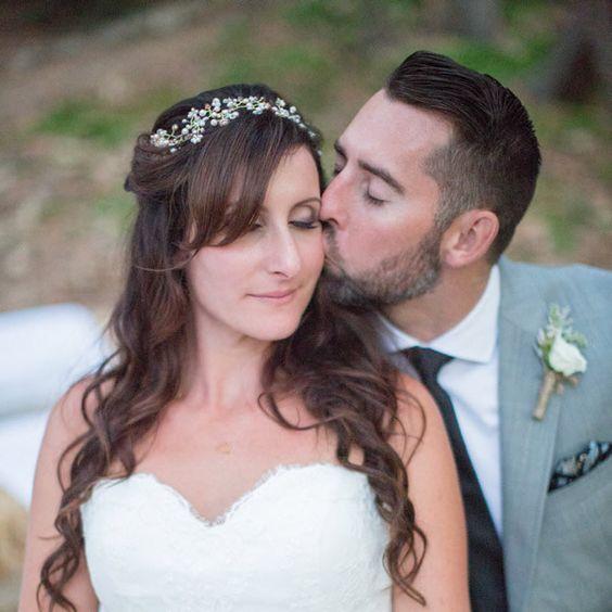 Whimsical California Woods Wedding on WeddingWire