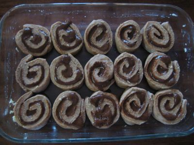 Jodie Picoult's Dark and Dangerous Whole Wheat Cinnamon rolls ...