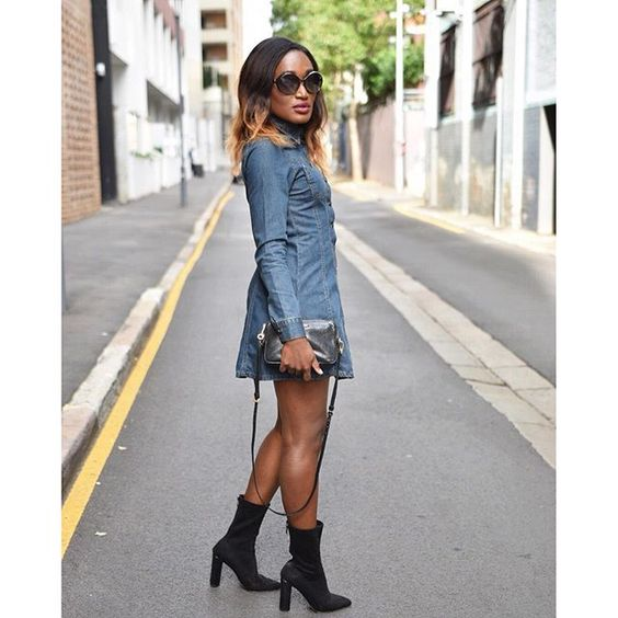 Check out this ASOS look http://www.asos.com/discover/as-seen-on-me/style-products/?