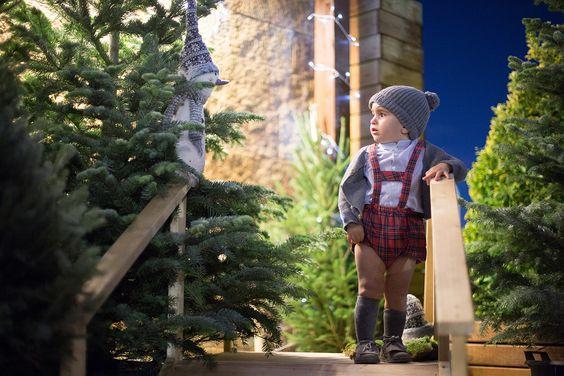Para los bebés de la casa, blucher de flecos, ideales para sus outfits navideños.