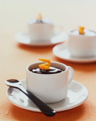 Chocolate Pots de Crème (healthy chocolate) | power hungry