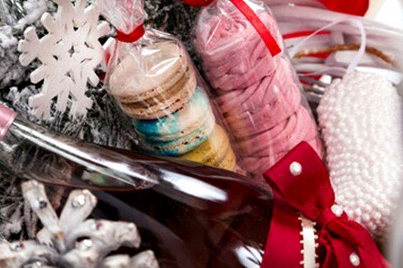 Cesta de natal - Separamos algumas dicas e o passo a passo para que você consiga montar uma cesta de natal em casa impecável.: