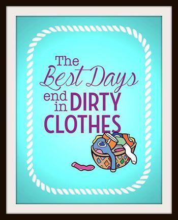 Have fun filling up the laundry basket!  #MIHMomWisdomWednesday #MomsInHI #MomsInHawaii