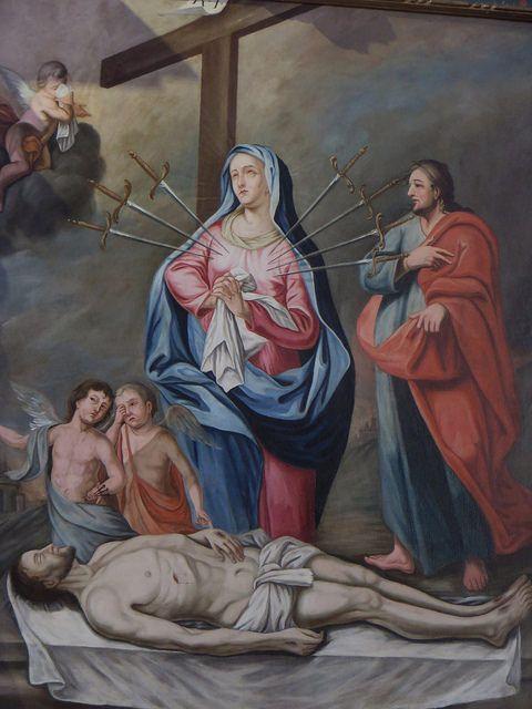 15 septembre : Notre-Dame des Douleurs  0818205c7350b86672f2eea1b2573cc8