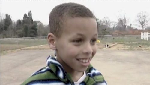 Stephen Curry Kid When it all started. S...