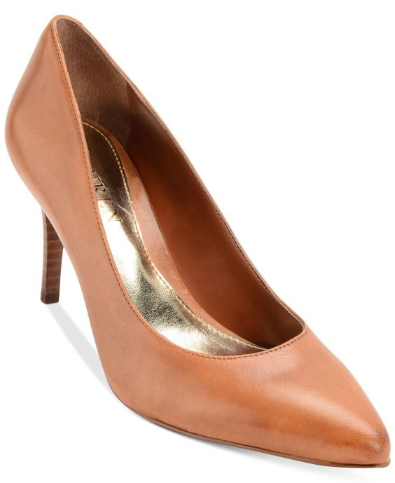 Lauren Ralph Lauren Reave Pointed-Toe Pumps