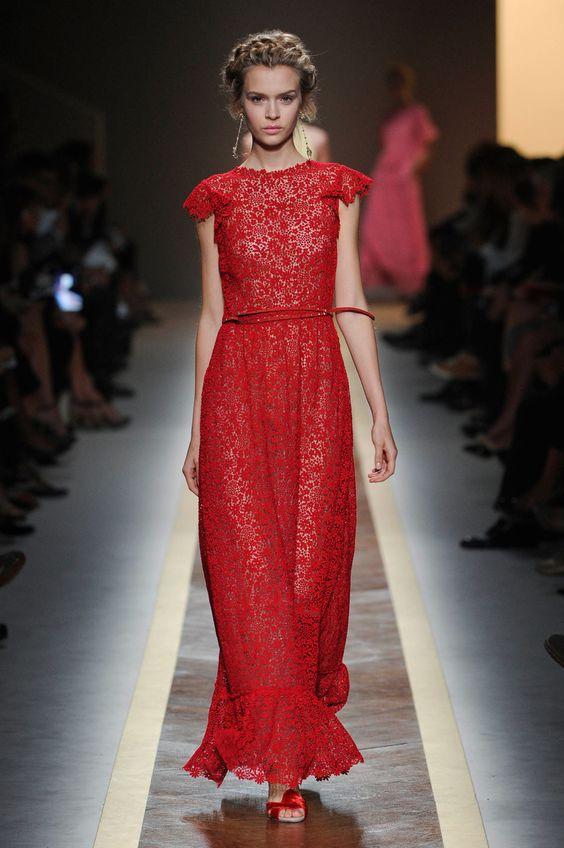 Valentino spring 2012 http://findgoodstoday.com/womensfashion