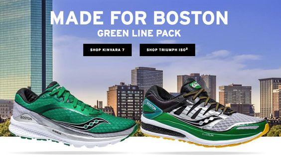 2016 Saucony Boston Marathon Kinvara And Triumph Released Today!