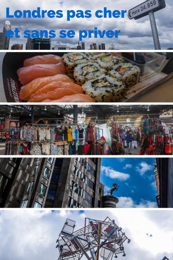 Londres pas cher et sans se priver, c'est possible! 24h à Londres pas cher: petit-déj, visites, déjeuner, dîner, sorties, venez découvrir mon programme spécial petits budgets!