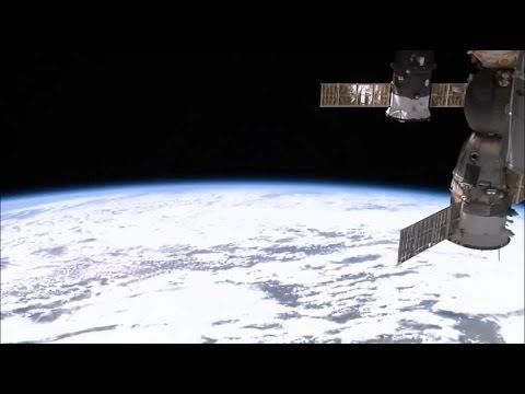 Space Station Live: High Definition Earth Viewing - YouTube  Published on Jul 9, 2014 To date there have been millions of viewers looking at the High Definition Earth Viewing, or HDEV camera views. Four cameras are sitting on the exterior of the space station which stream live video of Earth for viewing online. The cameras are enclosed in a temperature specific housing and are exposed to the harsh