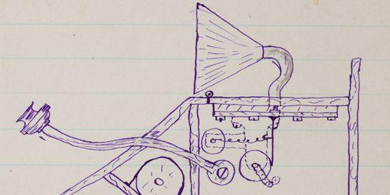 Peek Inside Thomas Edison's Creative Journals