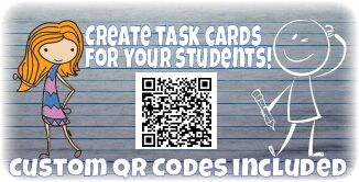 Create free SmartPhone task cards for your students!   Cool way to allow them to learn new or review concepts while working alone or in groups.