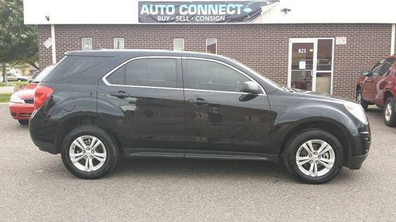 2012 #Chevrolet #Equinox LS 4dr #SUV #Cars - #Denver CO at Geebo