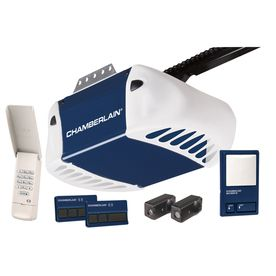 Chamberlain 0.5-HP Power Drive Chain Garage Door Opener - Lowes $158