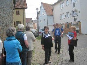 Historische Ortsführung Frankenbach 18.06.2016