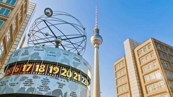 Berlin erleben: Sehenswürdigkeiten & Unternehmungen   GetYourGuide