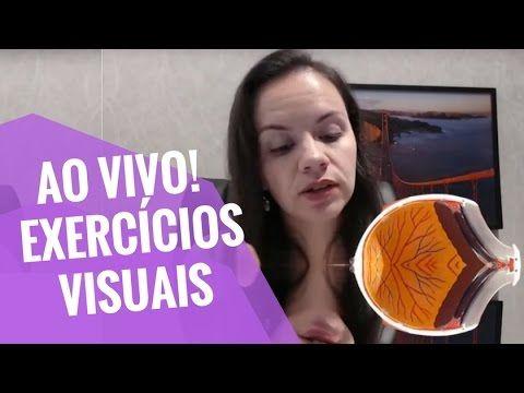 Exercícios Visuais 1 dia no Parque Villa Lobos com Dra Tat - YouTube
