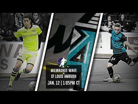 Masltv Major Arena Soccer League St Louis Soccer League Milwaukee