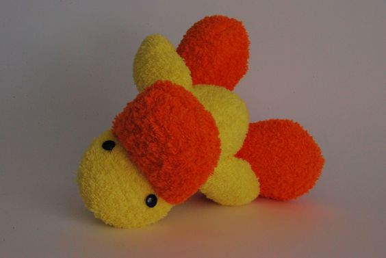 Hand sewn duck ELIOT :)